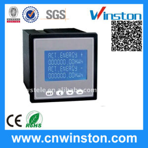 LCD Multifunctional Power Instruments Power Analyser with CE pictures & photos
