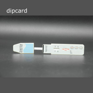 High Quality Low Price Urine Drug of Abuse Test Strip pictures & photos