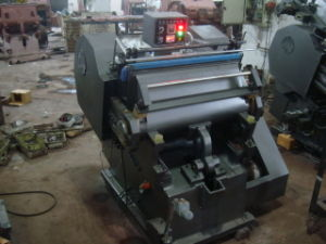 Corrugated Board Die Cutting Machine for Pakistan Client Since 2012 pictures & photos
