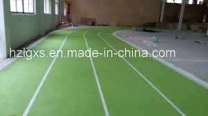 SGS Approved Green EPDM Granules for Indoor Running Track pictures & photos