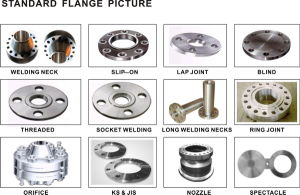 """JIS Ss400 16k 1"""" Sch 40 Carbon Steel Forged Flange pictures & photos"""