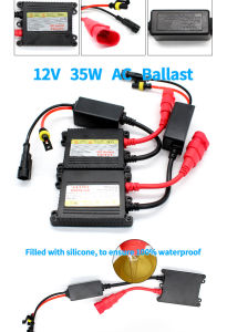 35W Competitive Price Fast Bright Bulb HID Xenon Kit H4 Hi Low Beam HID Xenon pictures & photos