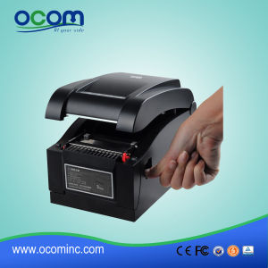 16-82mm Paper Width Direct Thermal Barcode Label Printer (OCBP-005) pictures & photos