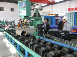 Pipe Prefabrication Cutting and Beveling Machine with Flame Plasma pictures & photos