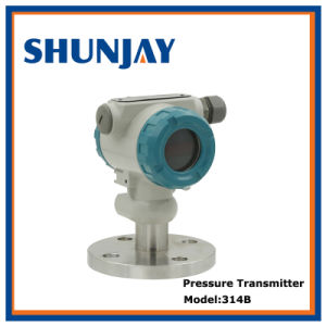 Diaphragm Type Pressure Transmitter, Pressure Transducer pictures & photos