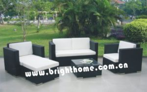 Rattan Wicker Outdoor Sofa Set Garden Furniture by-019 pictures & photos