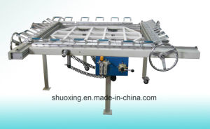 Mechanical Screen Tensioning Machine pictures & photos