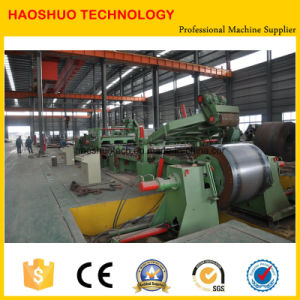 Steel Cut to Length Machine Line pictures & photos
