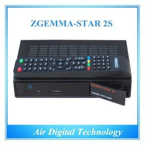 Twin Tuner DVB S&S2 Satellite TV Decoder with IPTV Zgemma-Star 2s pictures & photos