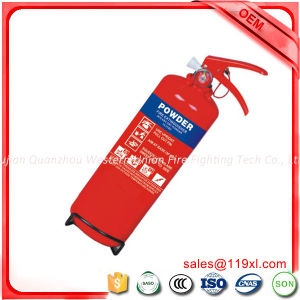The Portable Powder Fire Extinguisher pictures & photos