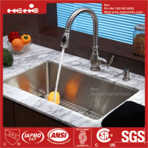Stainless Steel Handmade Kitchen Sink, Stainless Steel Sink, Kitchen Sink, Sink pictures & photos