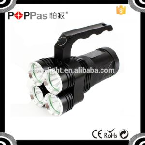 Portable Strobe Outdoor Emergency Light Flashlight pictures & photos