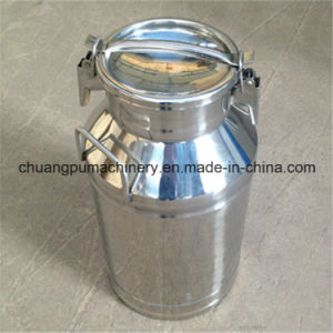Stainless Steel Milk Can for Pakistan Dairy Farms pictures & photos