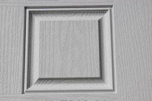 Fangda 2 Panel Fiberglass Bedroom Door Designs India pictures & photos