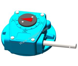 Rhw02L Worm Gearbox for Valve pictures & photos