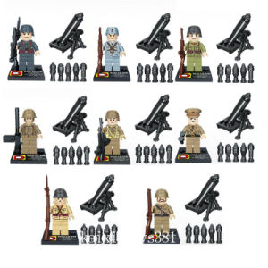 Plastic Solider Minifigure Collectibles Building Block Toy 10246481 pictures & photos