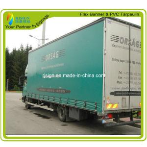 Coated Tarpaulin of PVC Materital Truck Tent Tarpaulin pictures & photos