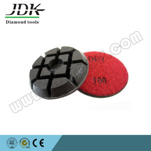100mm Diamond Wet Floor Polishing Pads for Granite, Grit 400 pictures & photos