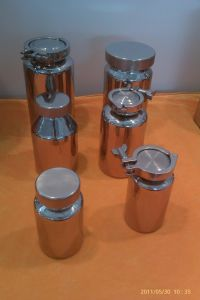 Customrized Stainless Steel Medical Bottle pictures & photos