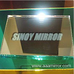 High Quality Silver Mirror Glass for Wall, Decoration, Bathroom Usage pictures & photos