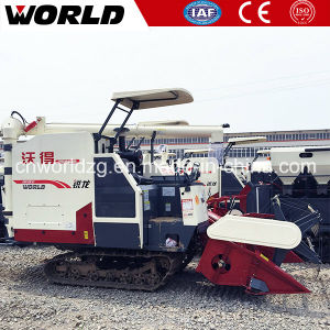 Paddy Type Axial Flow Rice Harvester pictures & photos