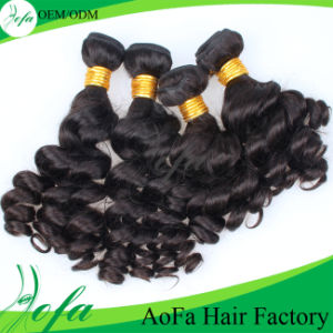 New Hot Selling Human Wavy Hair Remy Brazilian Hair Extension pictures & photos