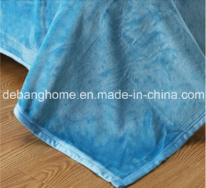Summer Thin Blanket Air Conditioning Blanket Office Nap Blanket pictures & photos