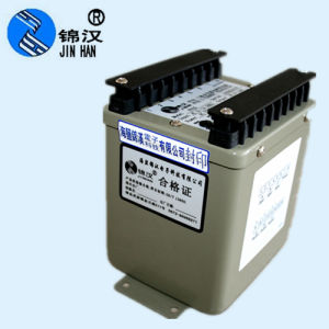Double Output Voltage Transducer with Real Effective Valueca Transform