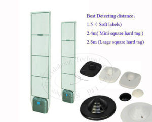 Super-Sensitive Elegant Wireless Alarm System for Clothes Store (XLD-T07A) pictures & photos