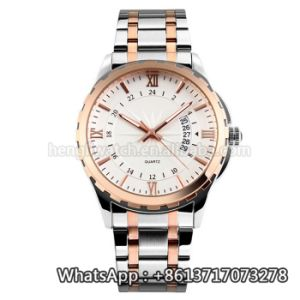 2016 New Style Quartz Watch, Fashion Stainless Steel Watch Hl-Bg-193 pictures & photos