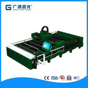 Metal Laser Cutting Machine with Servo Motor Gy-1325fs/Gy-1530FC/Gy-1530fcd pictures & photos