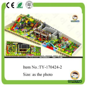 Commercial Indoor Playground Equipment for Kids (TY-170424-2) pictures & photos