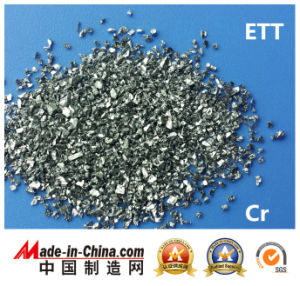 High Quality Chrome Chromium Cr Evaporation Material pictures & photos