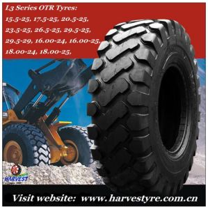Bias L-3 Pattern OTR Tyres pictures & photos