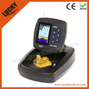 100m Wireless Range Color Display Boat Fish Finder pictures & photos