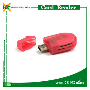 Wholesale Micro SD Card Reader with TF Card pictures & photos