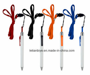 Lanyard Pen Imprint Logo, Lanyard Ball Pen (LT-C805) pictures & photos