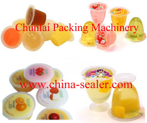 Automatic Cup Filling Sealing Packing Machine pictures & photos
