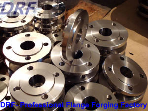 DIN 2631 Welding Neck Flanges, Stainless Steel, Forging