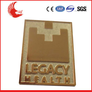 Zinc Alloy Custom Made Metal Crafts Badge pictures & photos