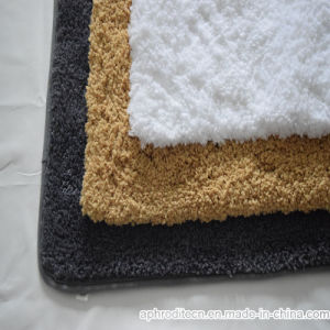 Decorative Shag Tufted Polyester Area/Door/Bath Rug pictures & photos