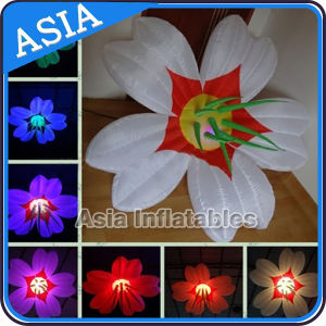 Newest Inflatable Lighting Flower for Wedding Decoration pictures & photos