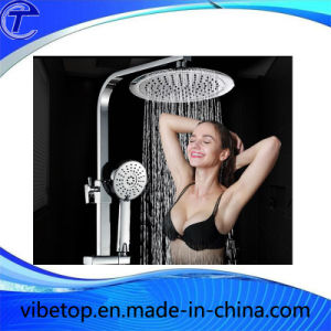 Round Shape Rainfall Hot Sales Shower Set pictures & photos