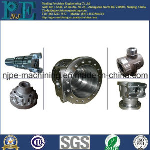 High Quality Customized Steel Casting Mechanical Parts pictures & photos