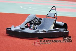 168cc/200cc/270cc Honda Engine 1 Seat Gas Racing Go Kart with Perimeter Bumper pictures & photos