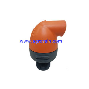 High Quality Low Cost Polypropylene Air Vacuum Valve with 3/4 Inch Male Thread pictures & photos