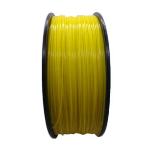 Yellow PLA 3D Printer Filament for 3D Printer Pen pictures & photos