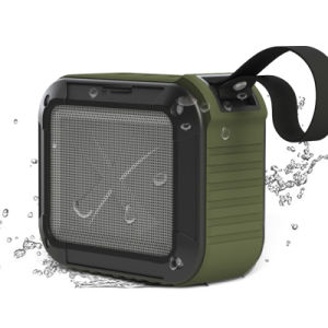 Outdoor Waterproof Mini Portable Wireless Bluetooth Speaker pictures & photos