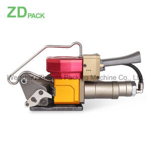High Tensile Pneumatic Strapping Tool with Friction Weld Seal for Plastic/Pet Belt (XQD-32) pictures & photos