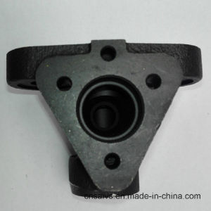 Black Coating Casting and Machining Parts for Oil Pump pictures & photos
